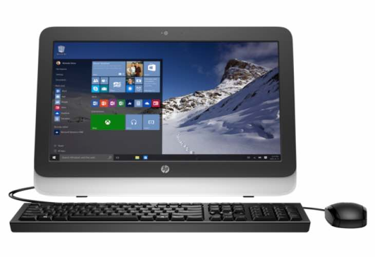 HP 20zw All-in-One Desktop price