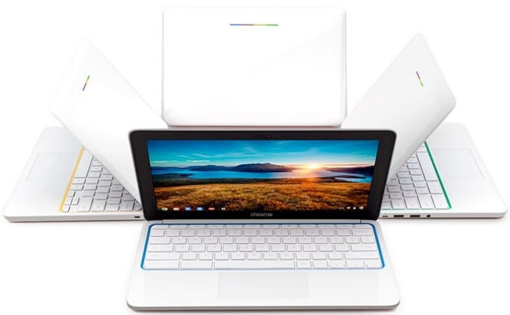 HP Chromebook 11 price appeals to schools