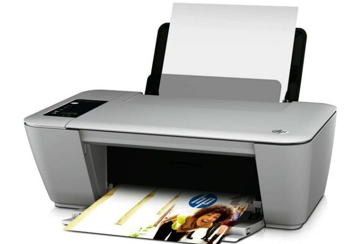 HP Deskjet 2542 eWireless all-in-one printer