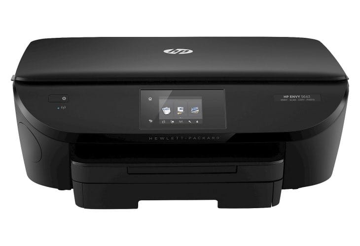Review of HP ENVY 5643 all-in-one printer specs – Product