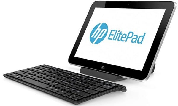 HP ElitePad 900 accessories includes expansion options