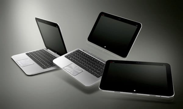 HP Envy x2 leads new Windows 8 laptop portfolio