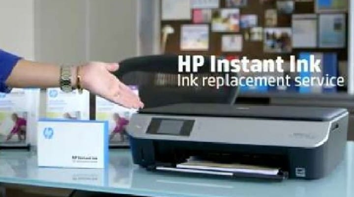 HP Instant Ink review of printer benefits