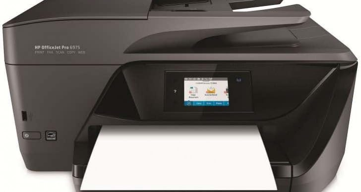 HP OfficeJet Pro 6975 VS 4655 All-in-One Printer specs