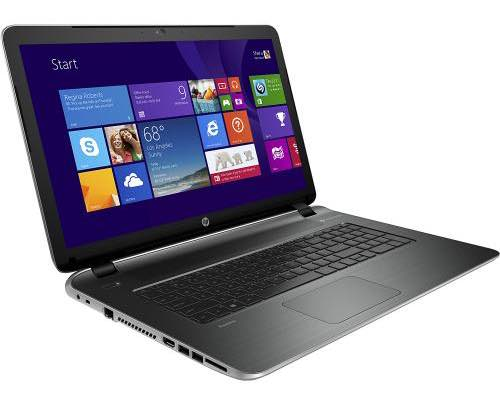 HP Pavilion 17-f113dx review