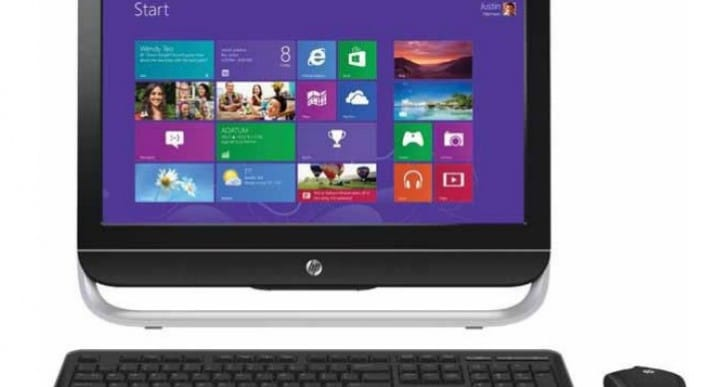 HP Pavilion 20-B323W specs ideal for all-in-one desktop upgrade