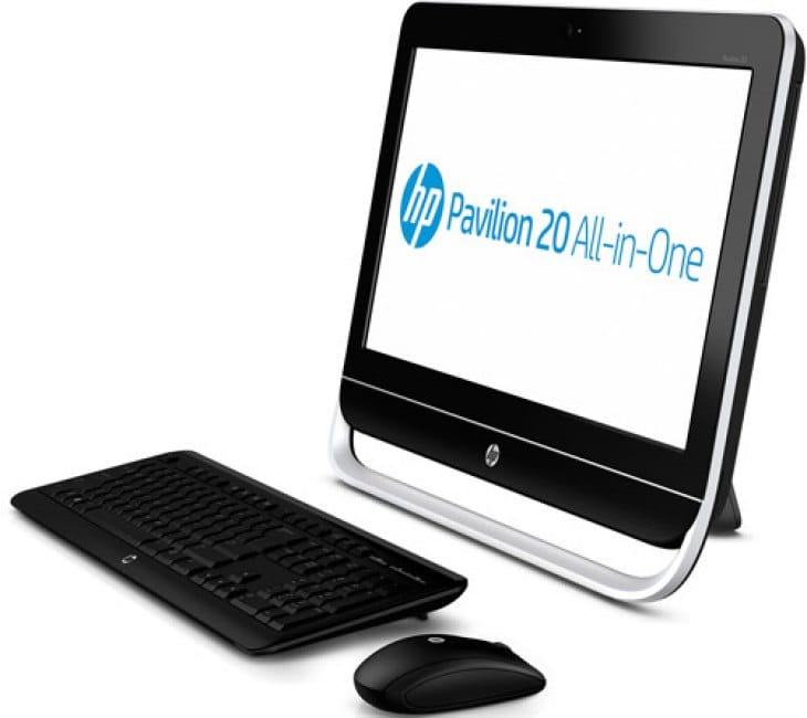 HP Pavilion 20-B323W all-in-one allows you to get more from one machine