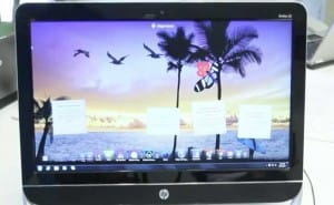 HP Pavilion and ENVY 23 all-in-one visual review