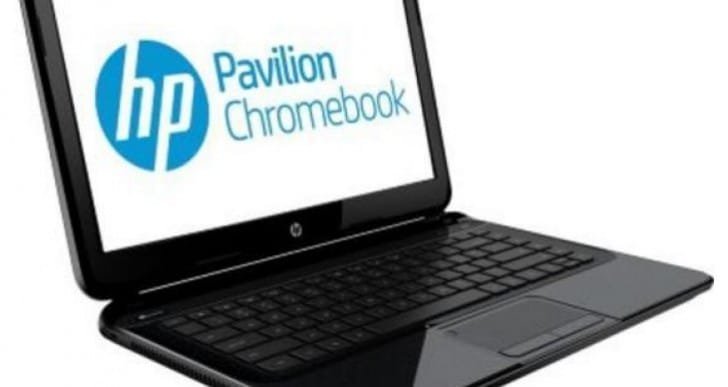 HP Pavilion C2K17UA#ABA, definitive budget CNR Chromebook