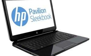 HP Pavilion Sleekbook 14-b031us: 14-inch Windows 8 laptop