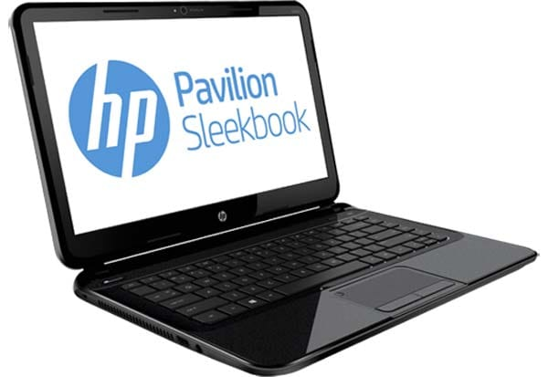 HP Pavilion Sleekbook 14-b031us: 14-inch Windows 8 laptop
