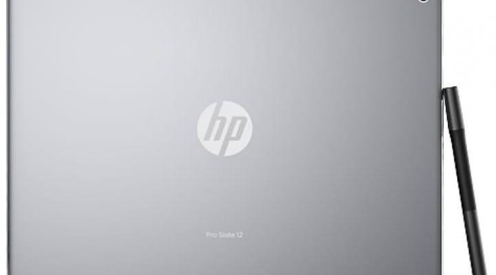 HP Pro Slate 12 specs vs. Surface Pro 3
