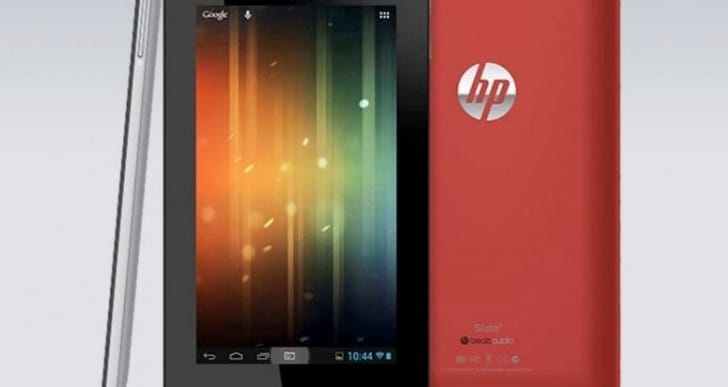 HP Slate 7 UK release date concerns unjust