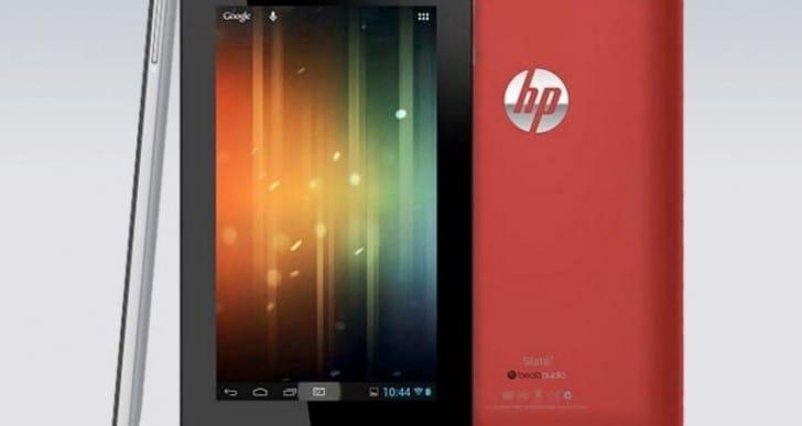 HP Slate 7 UK release date concerns unjust