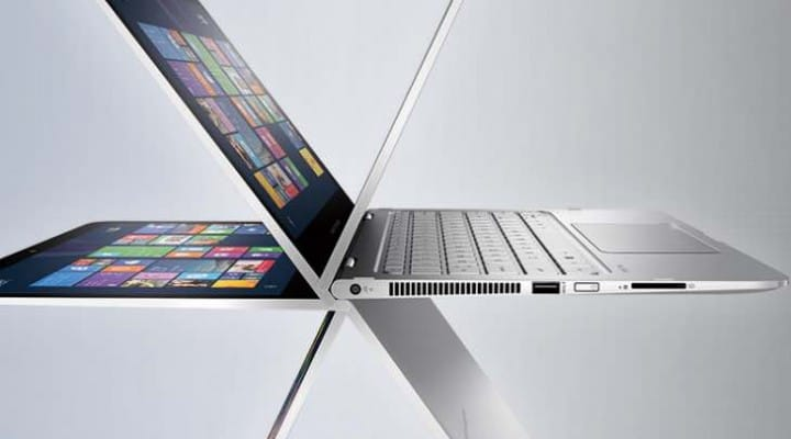 HP Spectre x360 craves Windows 10 update