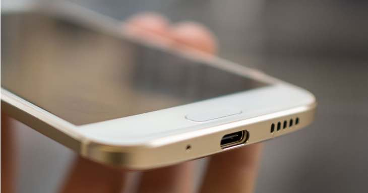 HTC 10 USB-C fast-charging