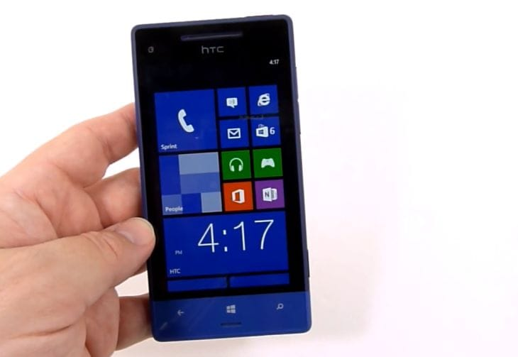 HTC 8XT review, aiming to survive on Sprint