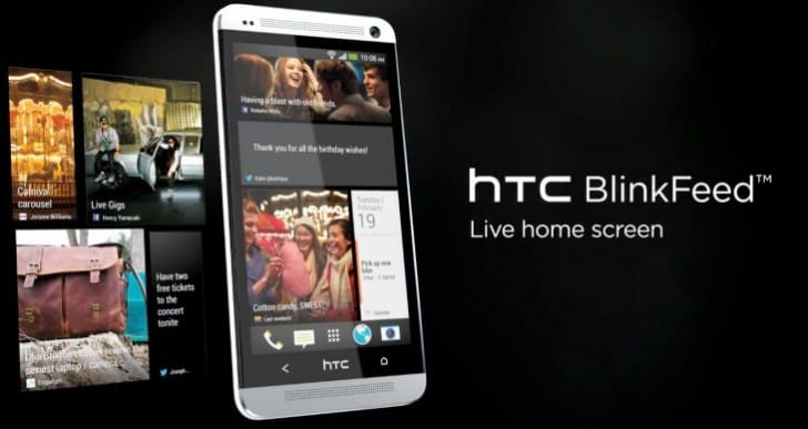 HTC BlinkFeed alternative app
