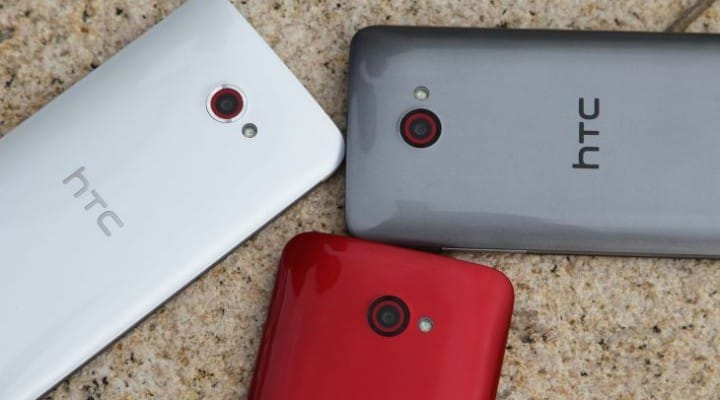 HTC Butterfly S in visual review