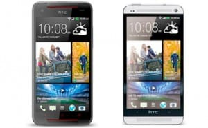 HTC Butterfly S vs. HTC One in visual review