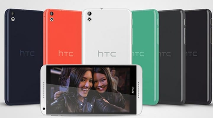 HTC Desire 816 price in India, release date MIA