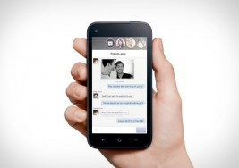 HTC First: Users disable Facebook home