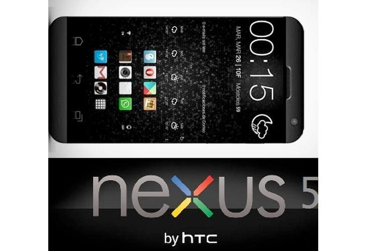 HTC Nexus 5 concept is a BlackBerry Z10 doppelganger
