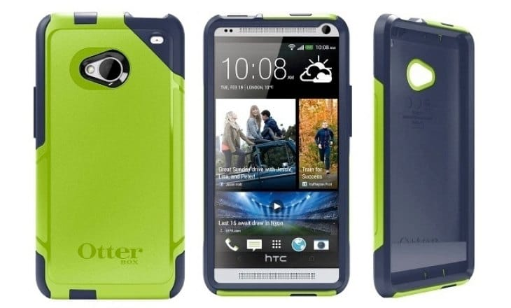HTC One Commuter Series case