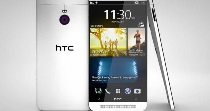 HTC One M8 Android 5.0 release date close to M9