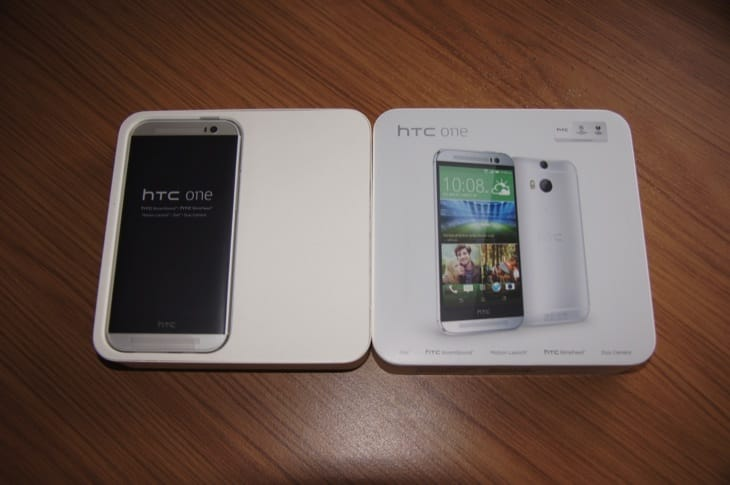 HTC One M8 hands-on review 1