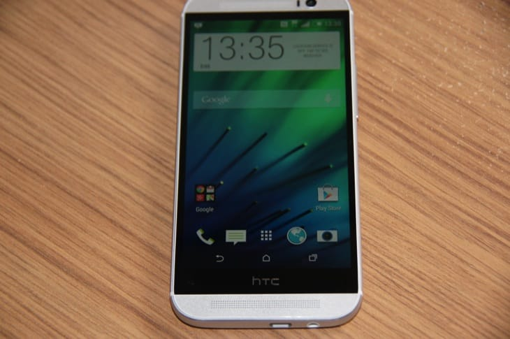 HTC One M8 hands-on review 14