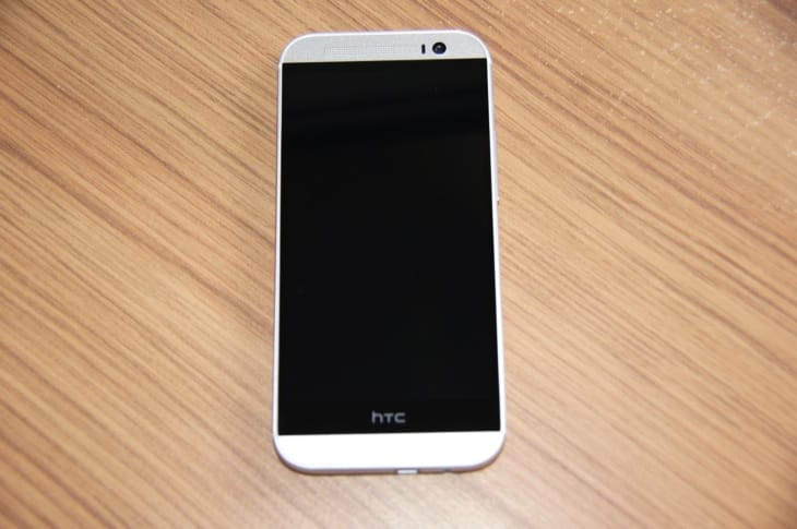 HTC One M8 hands-on review 4