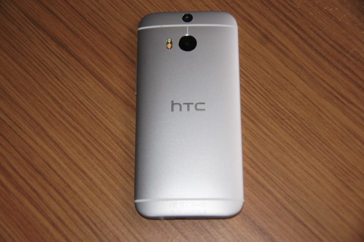 HTC One M8 hands-on review 5