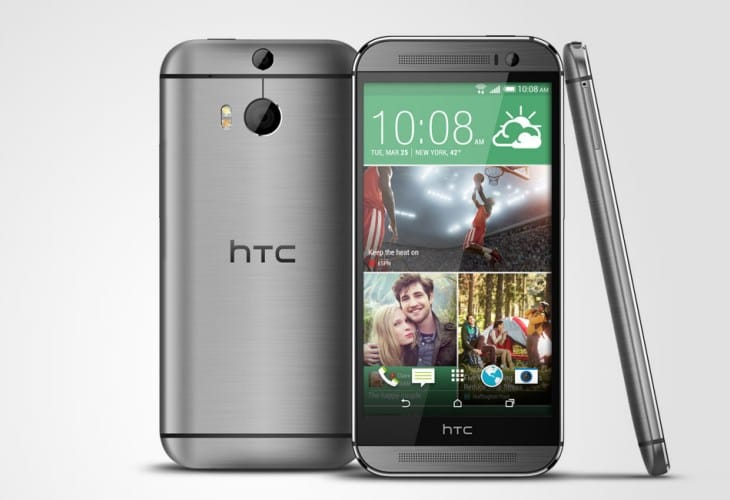 HTC One M8 hands-on review forces iPhone 6 quandary ...