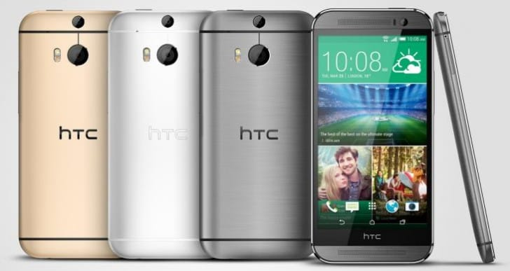 HTC One M8 vs. Galaxy S5 vs. Xperia Z2: Native apps