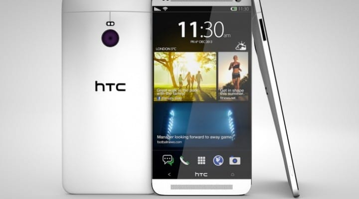 HTC One M8 tailored for benchmark