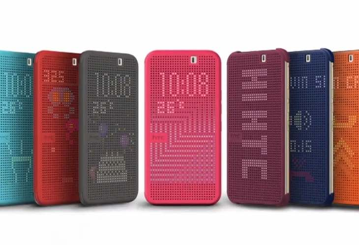 HTC One M9 cases already available