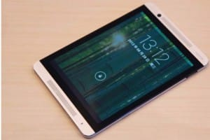 HTC One M9 inspired tablet