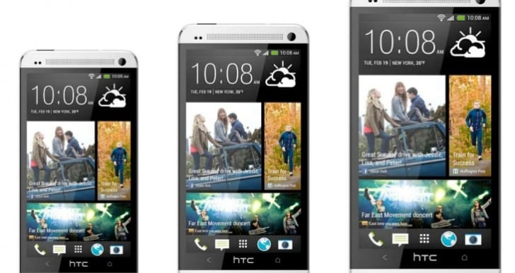 HTC One Max launch opportunity