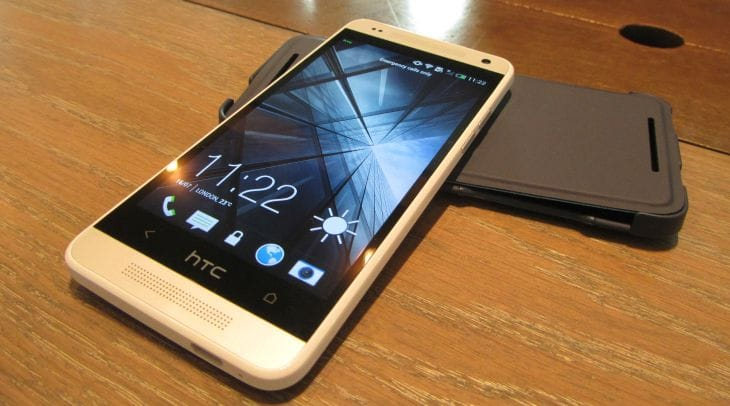 HTC One Mini on AT&T unboxed