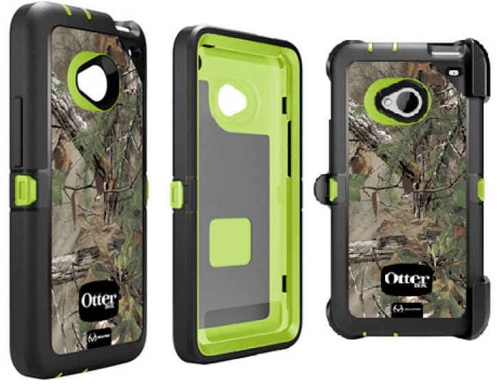 HTC One OtterBox Defender Series with Realtree Case