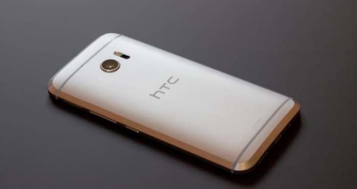 HTC 10 will not catch fire through USB-C fast-charging
