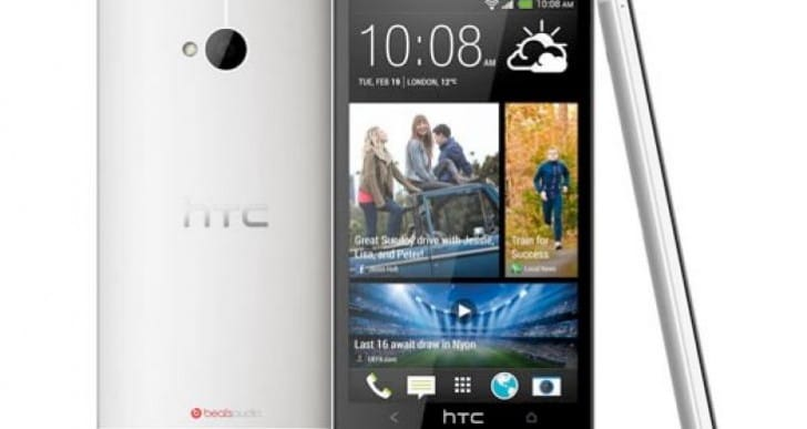 HTC One accessories includes OtterBox cases