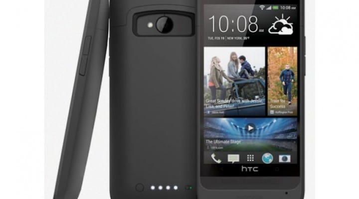 HTC One battery life problems solved