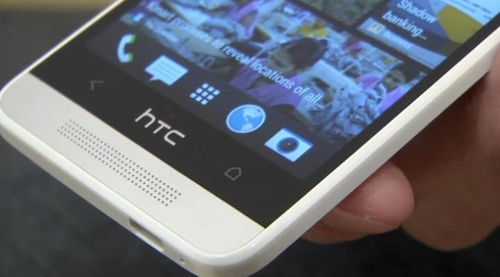 HTC One Mini vs. HTC One hands-on