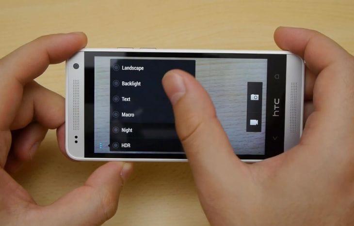 HTC One mini vs. Samsung Galaxy S4 mini 8