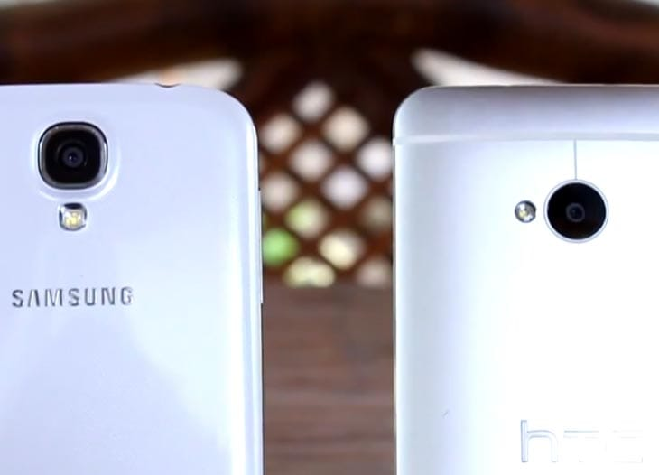 HTC One vs. Samsung Galaxy S4 in thorough camera test