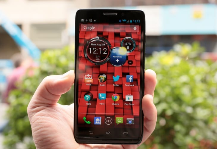 The Droid Ultra is a more than capable handset and shows Motorola is back