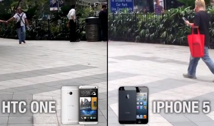HTC One vs. iPhone 5 camera thoroughly tested