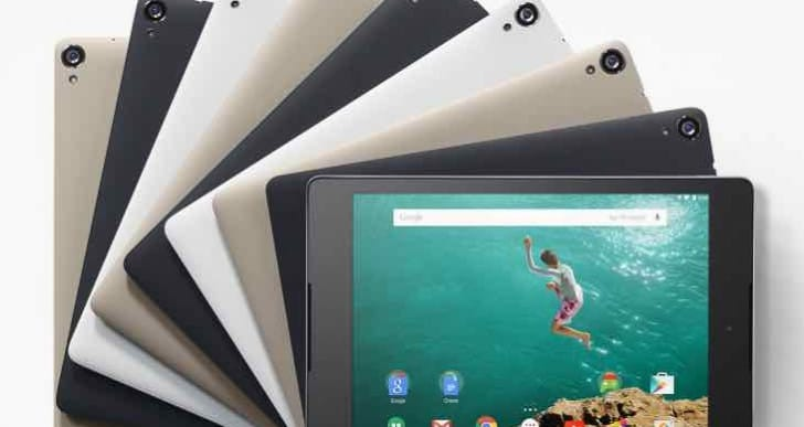 HTC could do a Samsung with Nexus 9 tablet